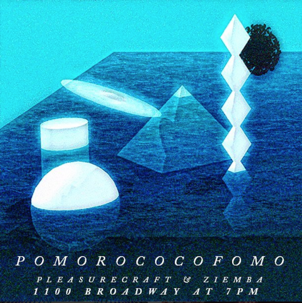 POMOROCOCOFOMO FLYER